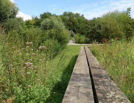 Le Jardin de la Presqu'île < Guise < Aisne < Picardie -