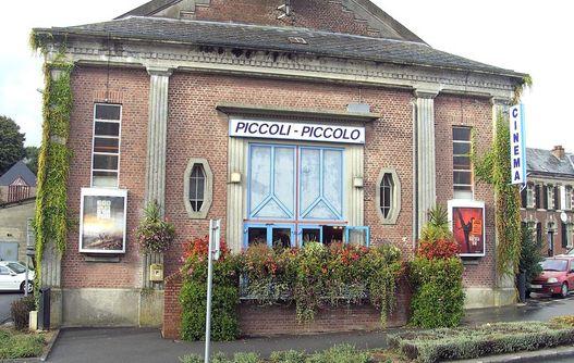 Cinéma Piccoli Piccolo < Vervins < Aisne < Picardie  -