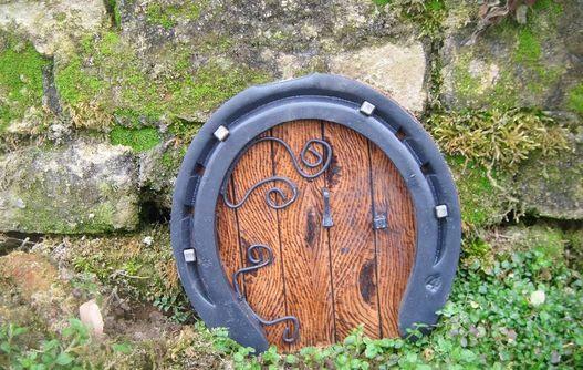 Porte féerique du Monde de Joy < Haution < Thiérache <Aisne < Picardie -