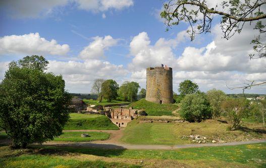 Nicolas Maineray > Château Fort de Guise > Passeur de Mémoire > Grande Guerre > Aisne > Hauts-de-France > ©H.Rocoulet -