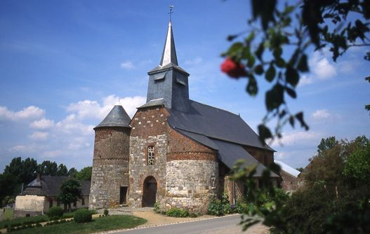 Eglise de Bancigny -