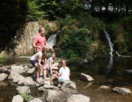 La cascade de Blangy < Aisne -