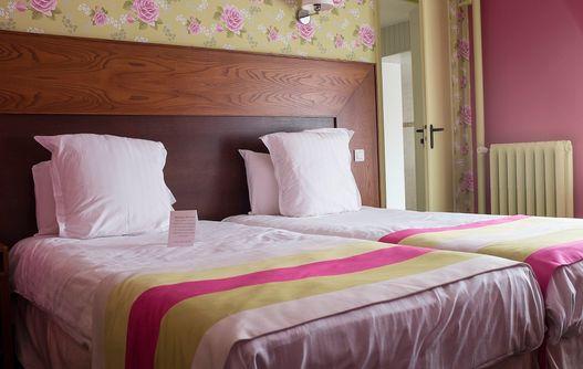 La Paix Hotel Restaurant Le Nouvion en Thierache -